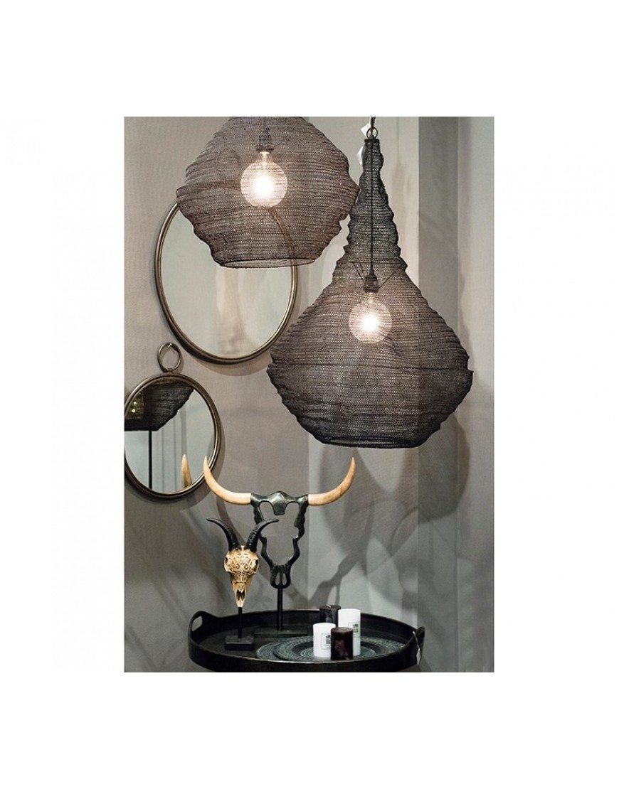 Ceiling Lamp Black 98