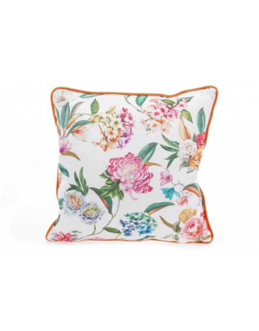 Cushion Flowers Multi