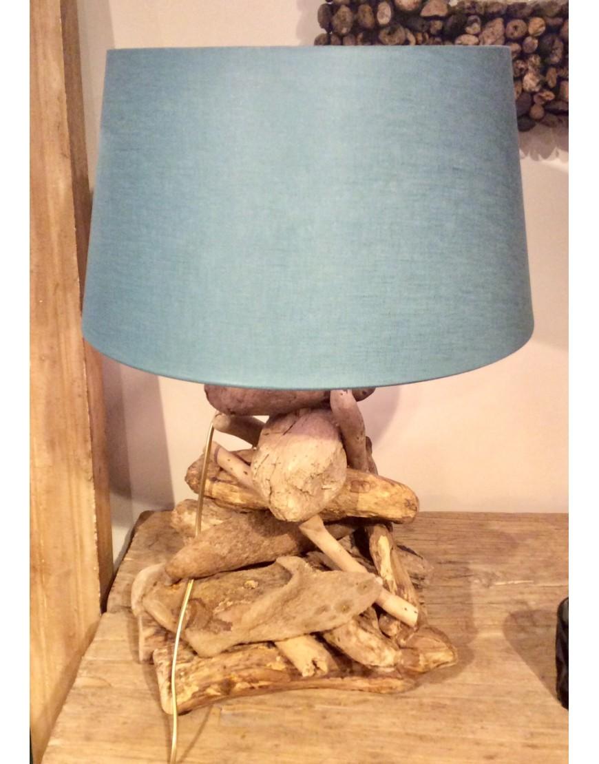 Lampbase Wood Vintage M