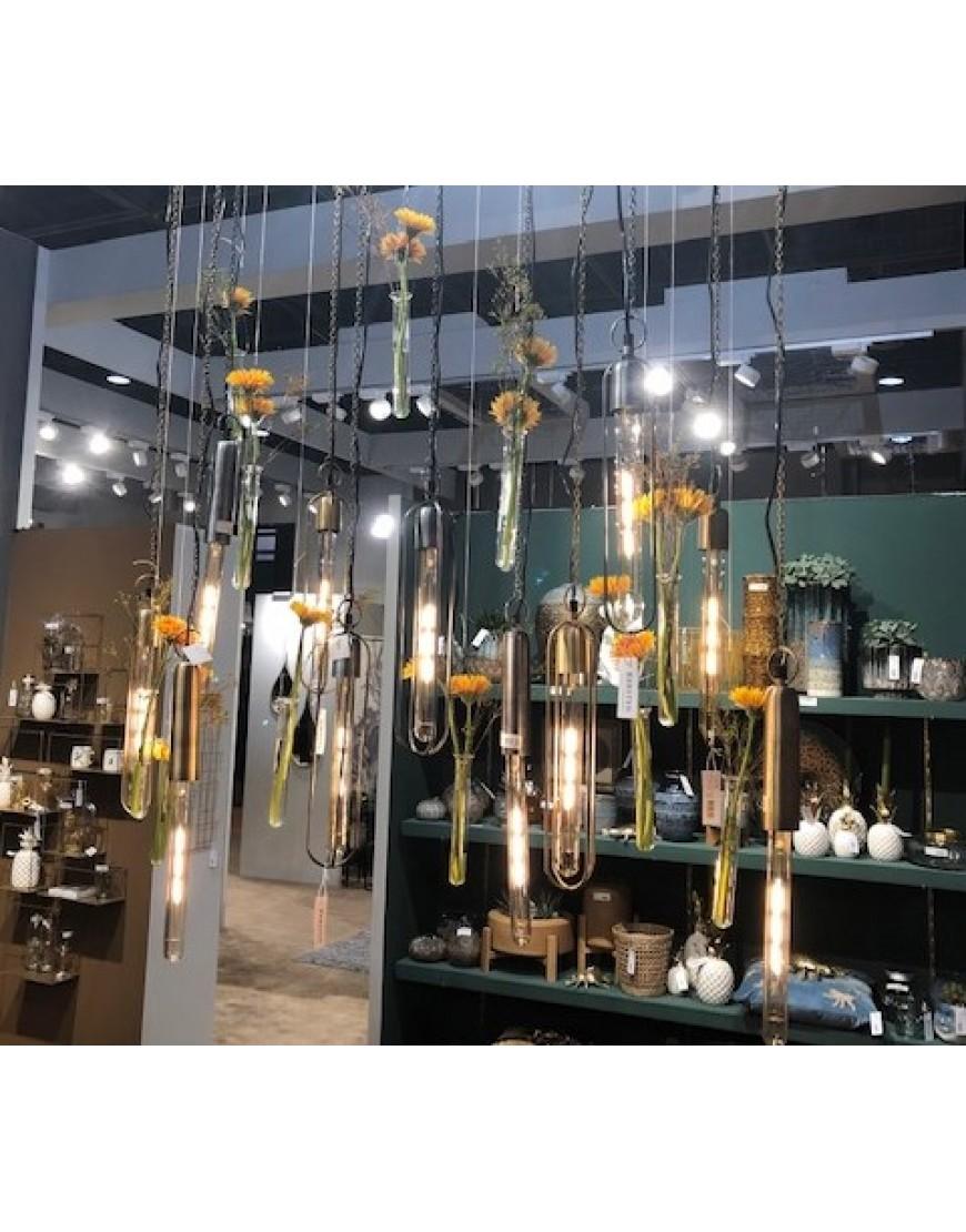 Hanging Lamp Gold 42