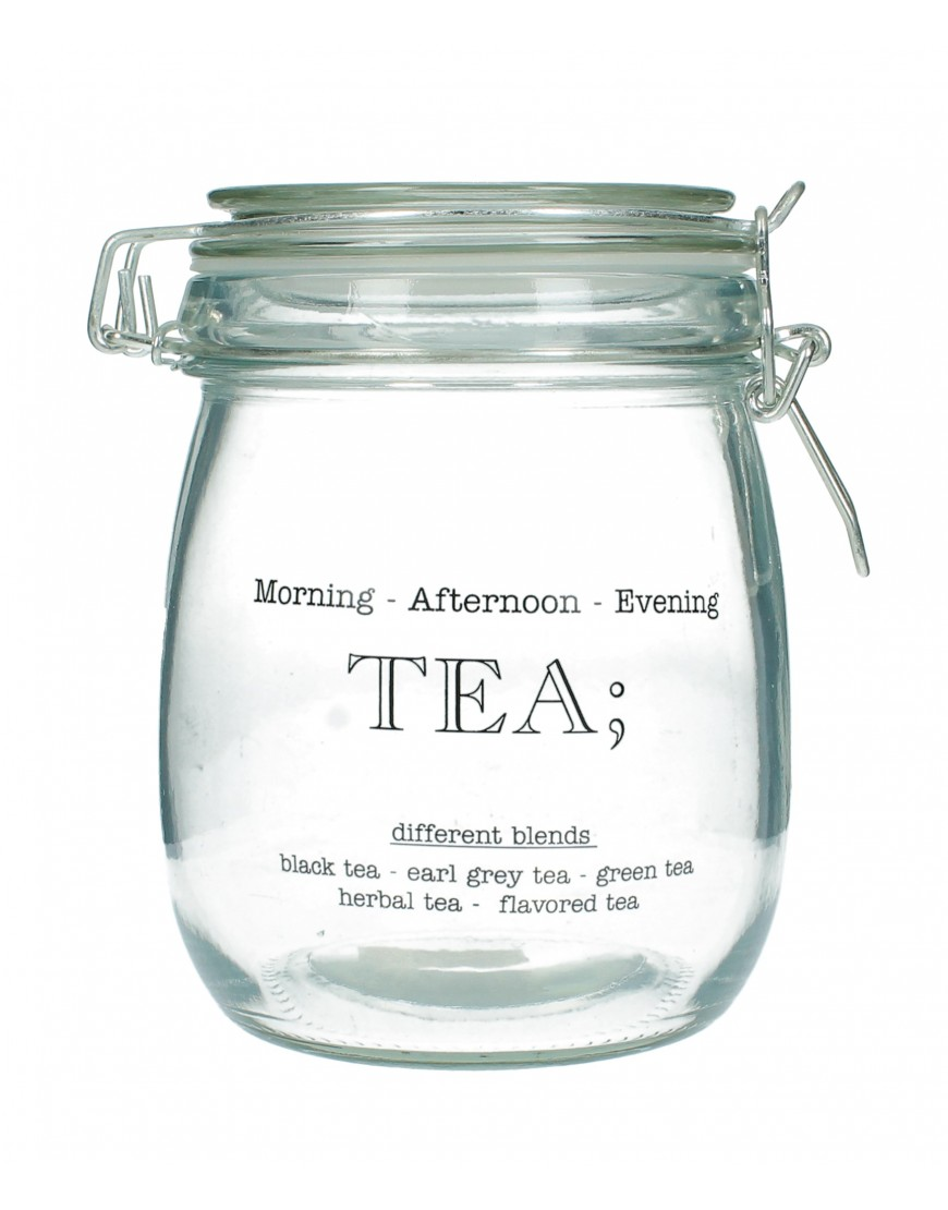 Canister Tea Glass