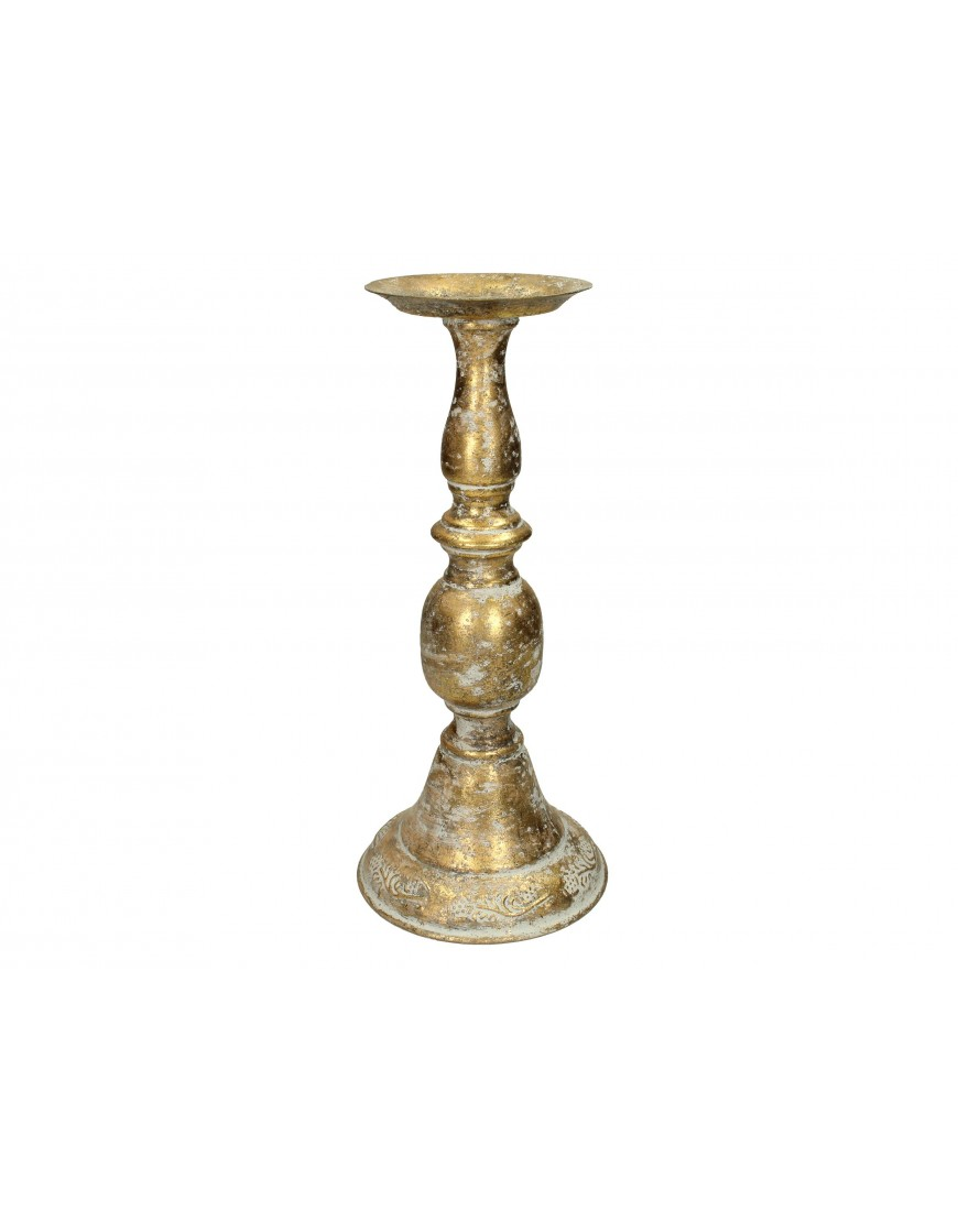 Candle Holder Gold 32-14-14