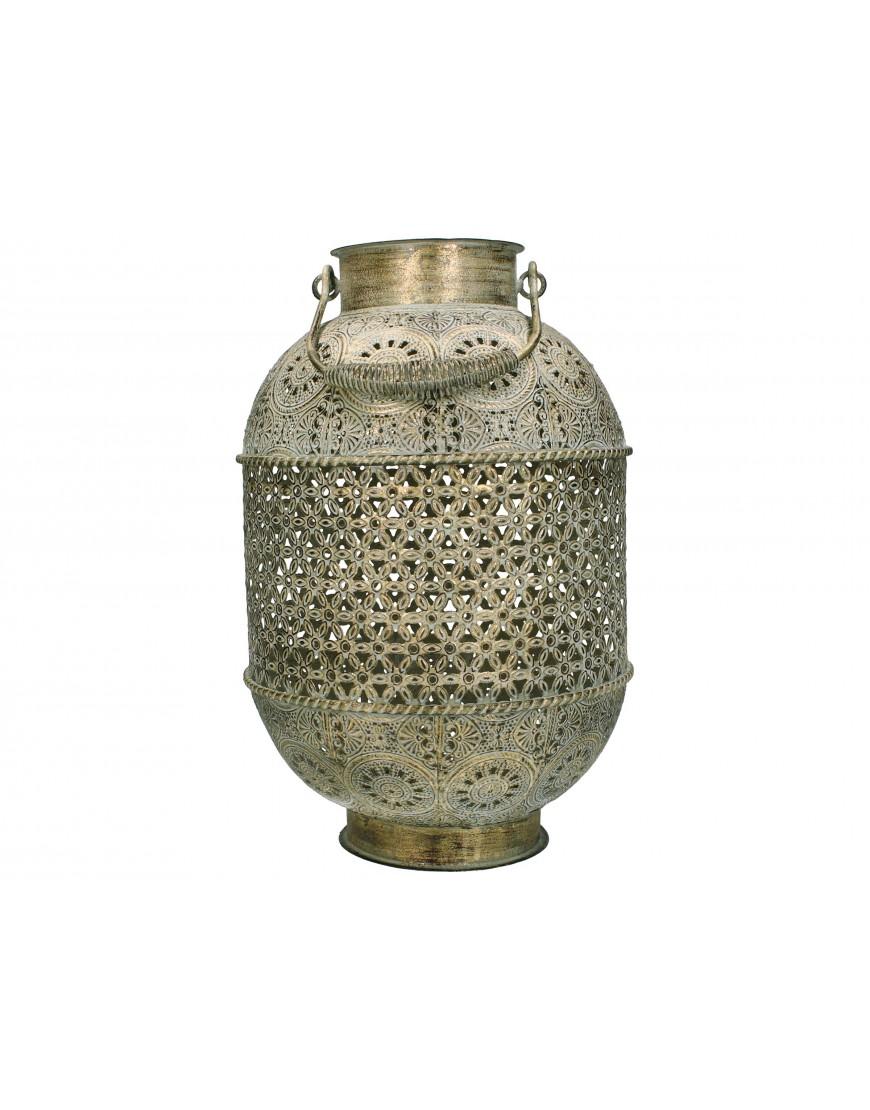 Lantern Metal Gold 35