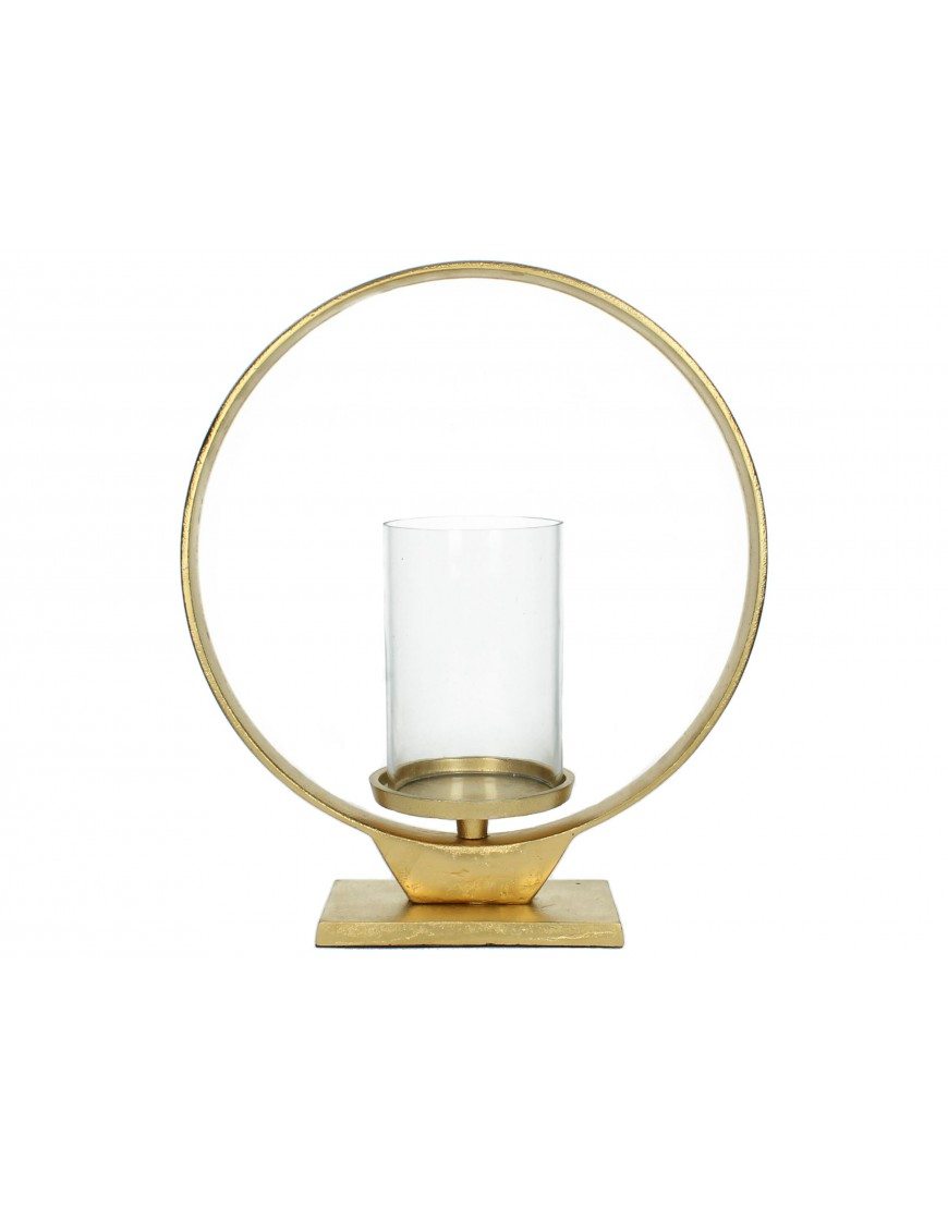 Candle Holder Gold 37