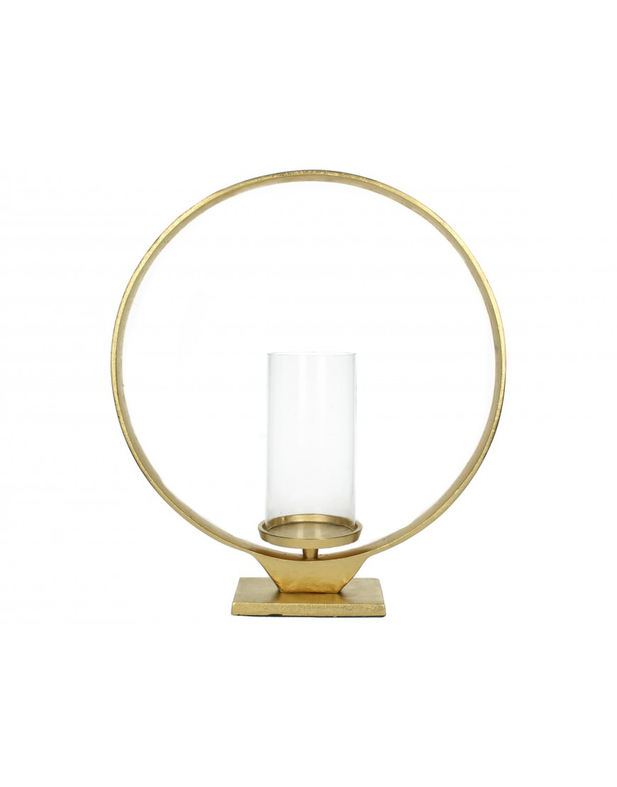 Candle Holder Gold 48