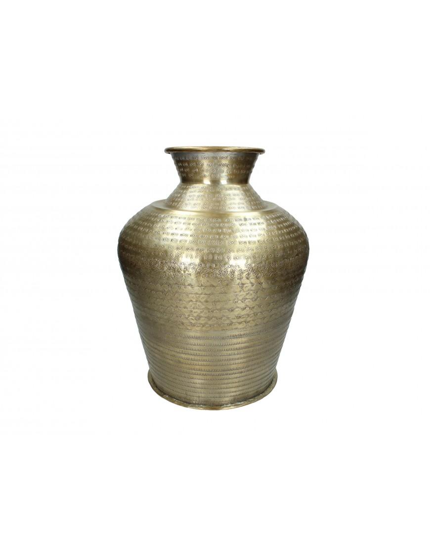 Vase Gold 42
