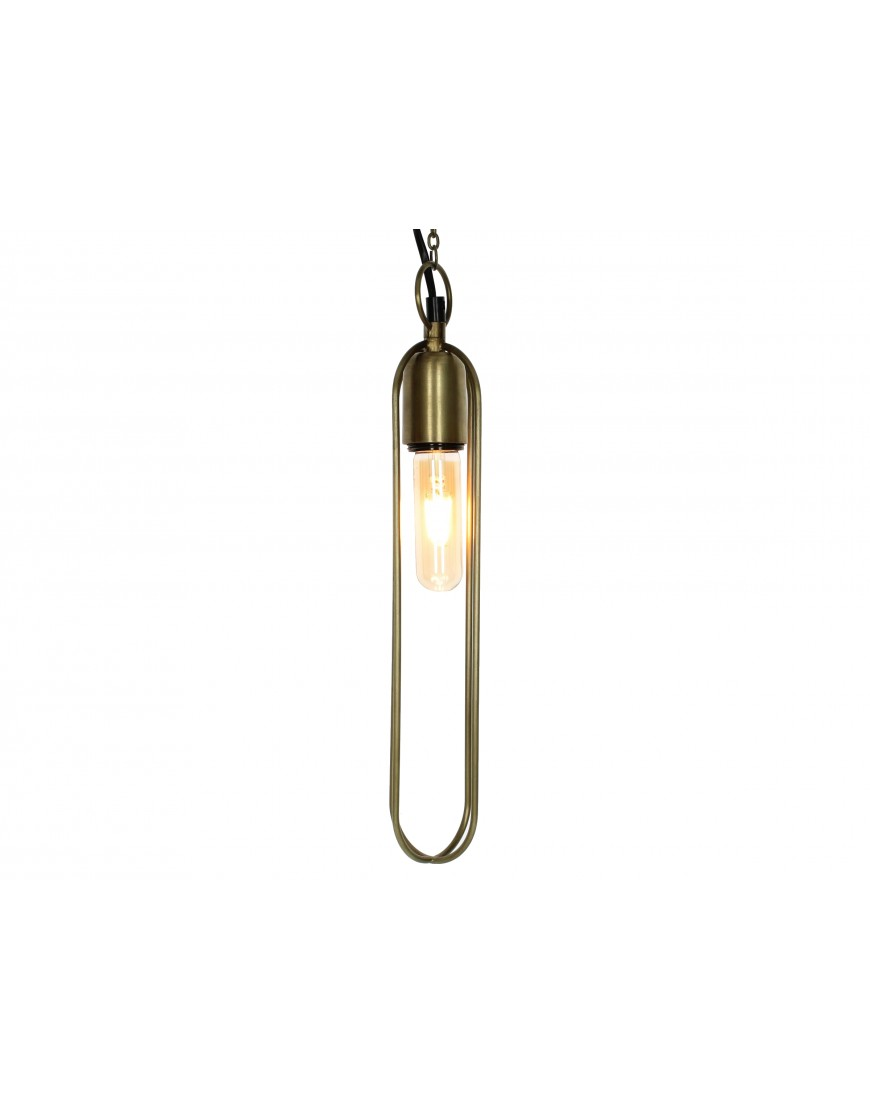Hanging Lamp Gold 42