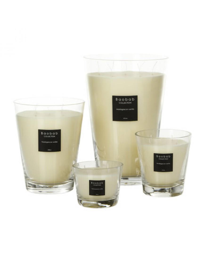 Madagascar Vanilla scented candle