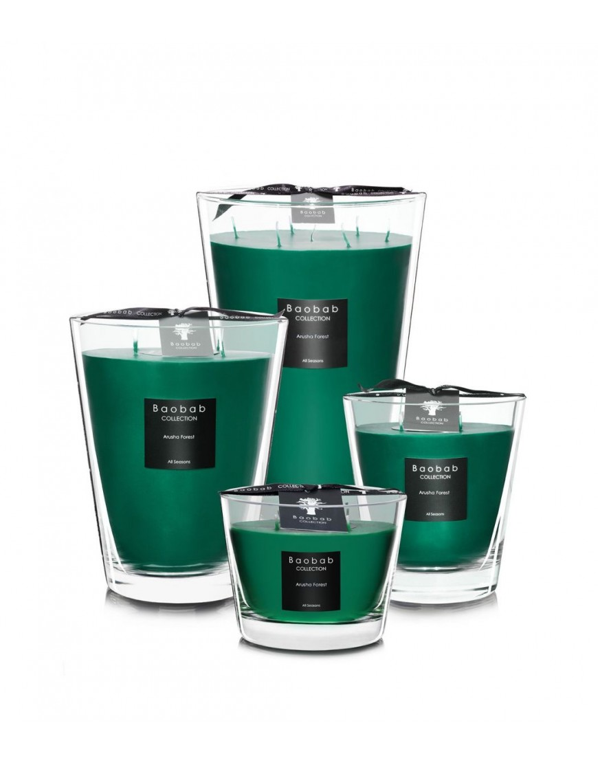 Arusha Forest scented candle
