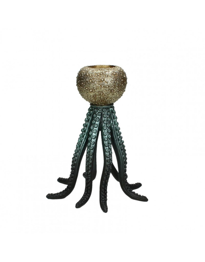 Candle Holder Octopus Leg M
