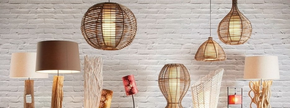 Lamps & Lamp Shades